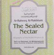 The sealed nectar