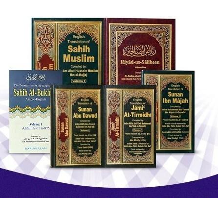 hadith-books